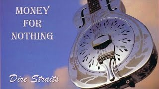Money For Nothing   Dire Straits  (TRADUÇÃO) HD (Lyrics Video)