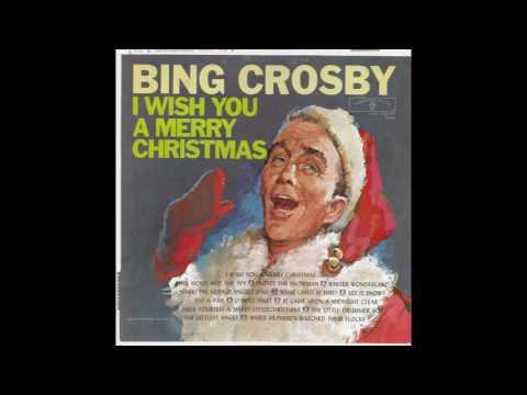Клип Bing Crosby - The Littlest Angel