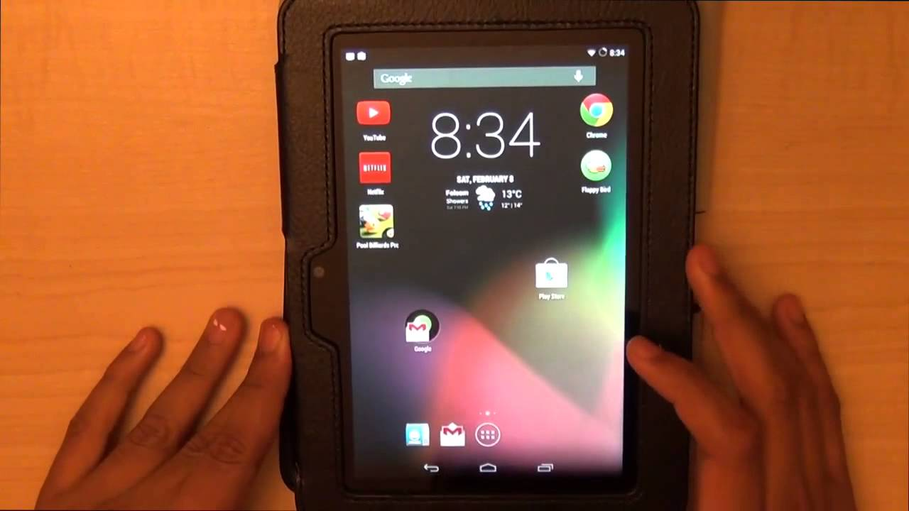 kindle fire hd 7 running android 4 4 2 kitkat