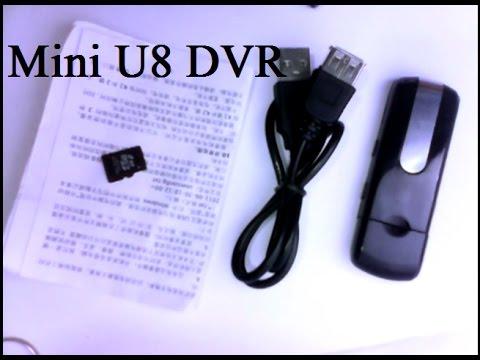 Dvr mini u8 инструкция