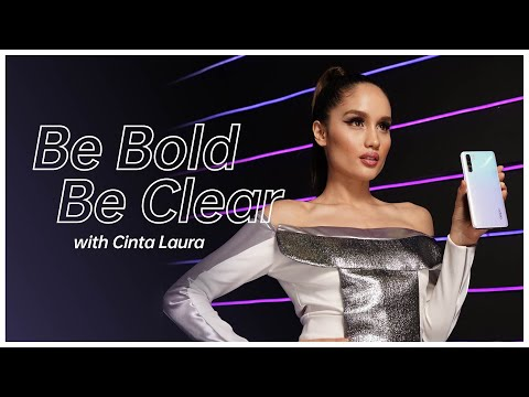 Be Bold Be Clear with Cinta Laura