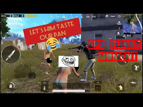 EP3 PUBG FUNNY MOMENT | SURPRISED | WTF MOMENT (PUBG MOBILE)