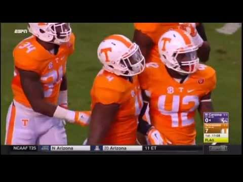 2015 W. Carolina vs Tennessee (SEC Network)