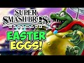 Easter Eggs and References in Super Smash Bros Ultimate!