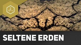 Seltene Erden – Lanthanoide und Actinoide