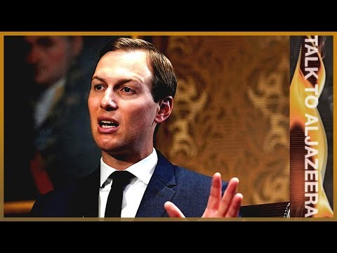 Jared Kushner on Israel-Palestine deal: Time to try something new | Talk to Al Jazeera