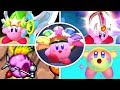 Evolution of Super Copy Abilities in Kirby Games (1993 - 2018)