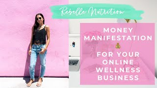 MONEY MANIFESTATION💰 + MULTIPLE 6 FIGURE ONLINE BUSINESS STRATEGY