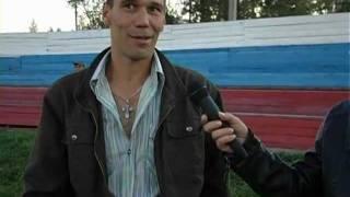 Маленький Валуев. Первое интервью