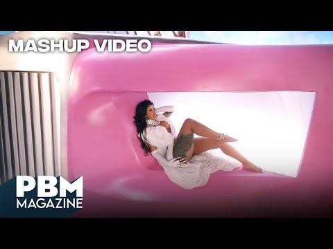 Cardi B - BEEF feat. Latto & Nicki Minaj (Music Video)