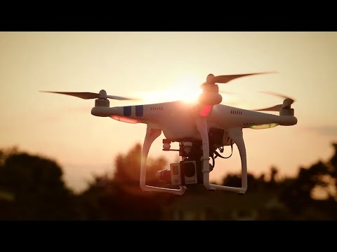 DJI Phantom 2 Field Test - Keywest Video Blog - Aerial - Vlog