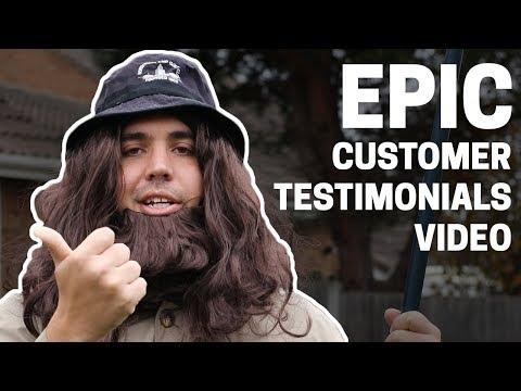 Digital Marketing Agency in Kent Makes Epic Testimonials Video