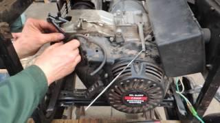 видео ремонт генератора киев