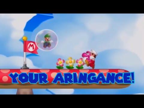 Download Gamegrumps Your Arrogance New Super Mario Bros U Deluxe