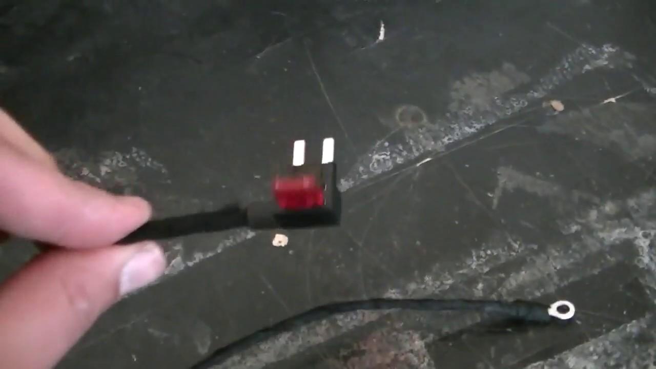 A Sirius Dayno Really Sat Radio Install On Civicfortnite 2007 Civic Lx Wiring Harness No Inside