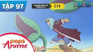 One Piece Tập 97|Cuộc Phiêu Lưu ở Vương Quốc Cát|Tiêu Diệt Quái Vật Trong Lòng Sa Mạc|Phim Hoạt Hình