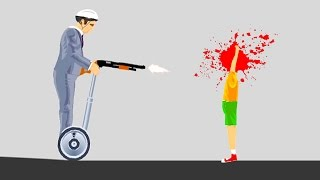 MOST BRUTAL LEVEL EVER! (Happy Wheels)