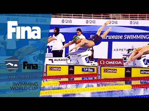 FINA Swimming World Cup 2017 - Trailer