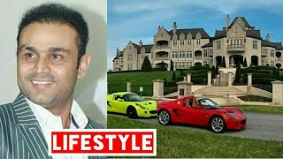 Virender Sehwag Net worth, Salary, House, Car, Family and Luxurious Lifestyle  |2017