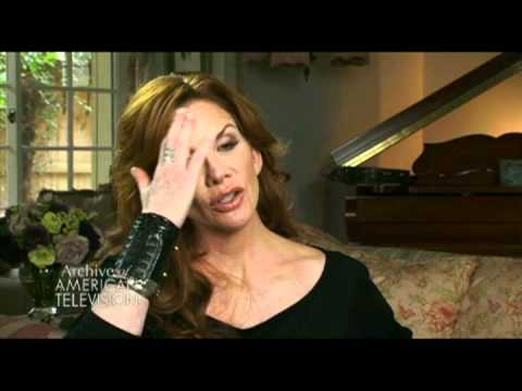 Melissa Gilbert on the final episode of