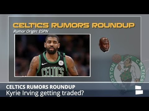 Celtics Rumors: 3 Possible Trades For Kyrie Irving, Team Interested In Karl-Anthony Towns