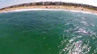 Drone over OBX 2