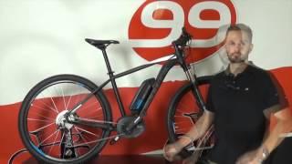 Cube Reaction Hybrid | 99 Bikes
