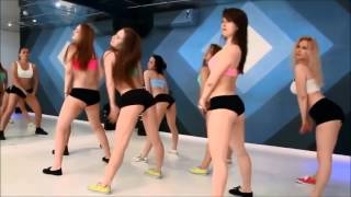 Катя шошина Booty dance обучение