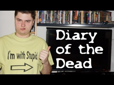 DIARY OF THE DEAD (George A. Romero) / Playzocker Reviews 4.171