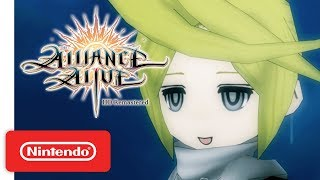 The Alliance Alive HD Remastered (Switch)