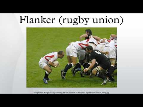 Flanker (rugby union)