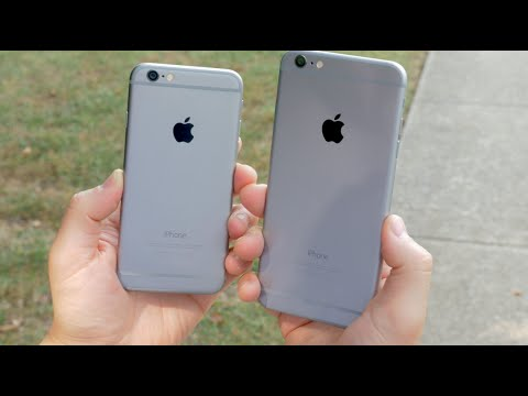 Apple iPhone 6 vs iPhone 6 Plus: Full Comparison (4K)
