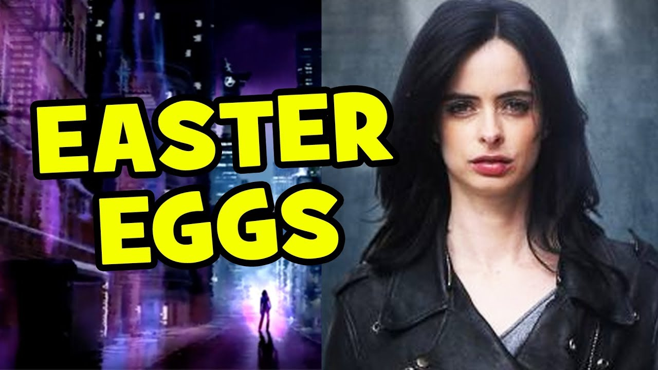 Download JESSICA JONES Easter Eggs & Things You Missed