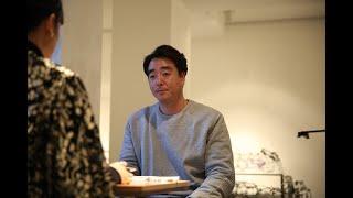 [연우갤러리] 문현아와 김성민 작가와의 만남