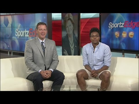 Kamiko Williams tells what it was like playing for Pat Summitt