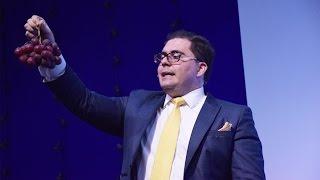 Tiempo del vino nuevo - Pastor Iván Delgado