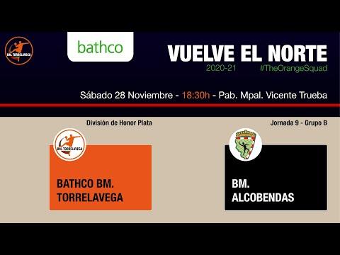 Bathco BM Torrelavega - Balonmano Alcobendas