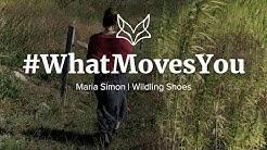 #Whatmovesyou Maria Simon   Wildling Shoes