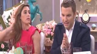 Tenso cruce entre Santiago del Moro y Soledad Pastorutti