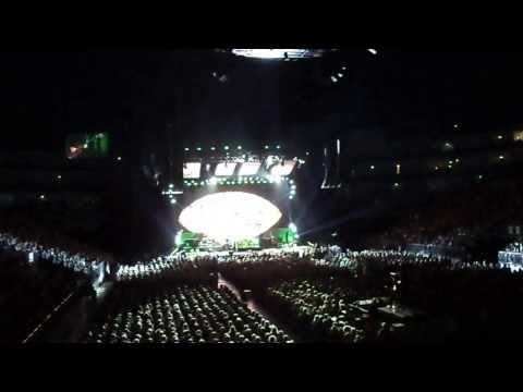 Fleetwood Mac Live 2013 in Cologne - psychedelic eyes