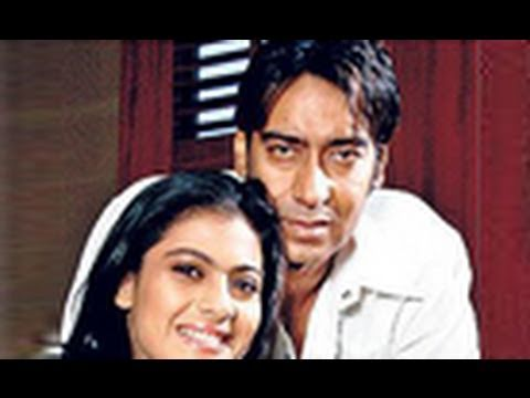 Kajol Helps Ajay With His Dialogue Delivery - Latest Bollywood News