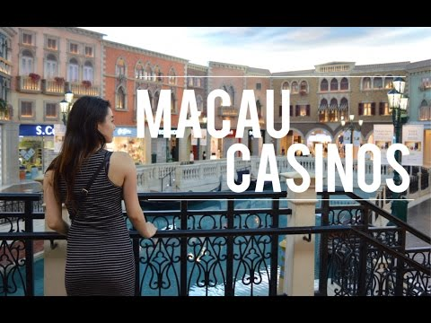 Exploring Macau's Nightlife