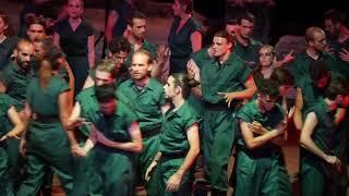 Dernière Danse /  People are strange (The Doors), arr. Richard Fitzhugh