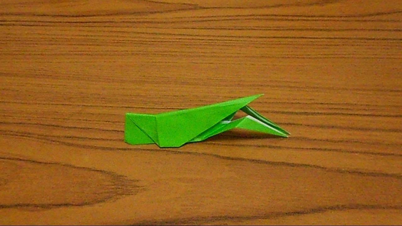 Simple Origami Lesson 56