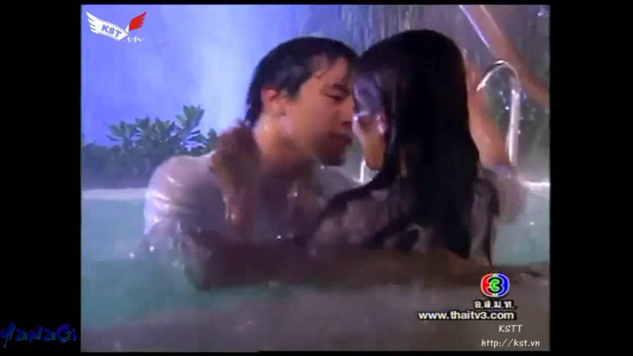 Sawan Biang - Kiss Scene