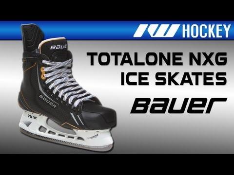 Bauer TotalOne NXG Ice Hockey Skates 2012