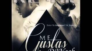 DJNeck Ft. Tito El Bambino Ft. Yandel - Me Gustas (Remix)