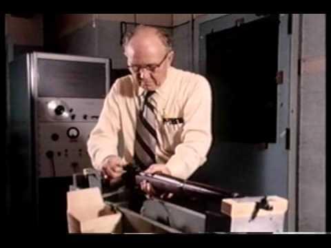 Dr. Edgerton and his strobelight