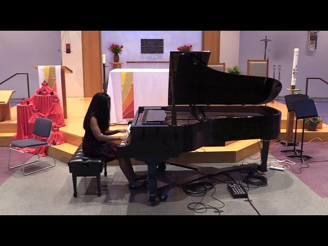 29 Ravel, Jeux d'Eau