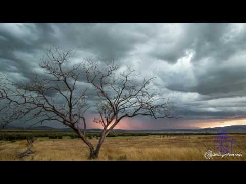 Time-Lapse Loop of Thunderstorm, 25 minutes
